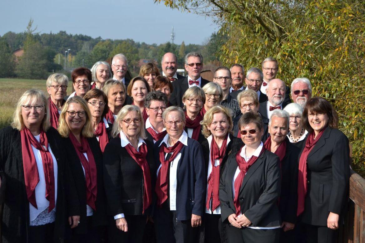 Kirchenchor Kuddewörde - Copyright: D. u. E. Rausch