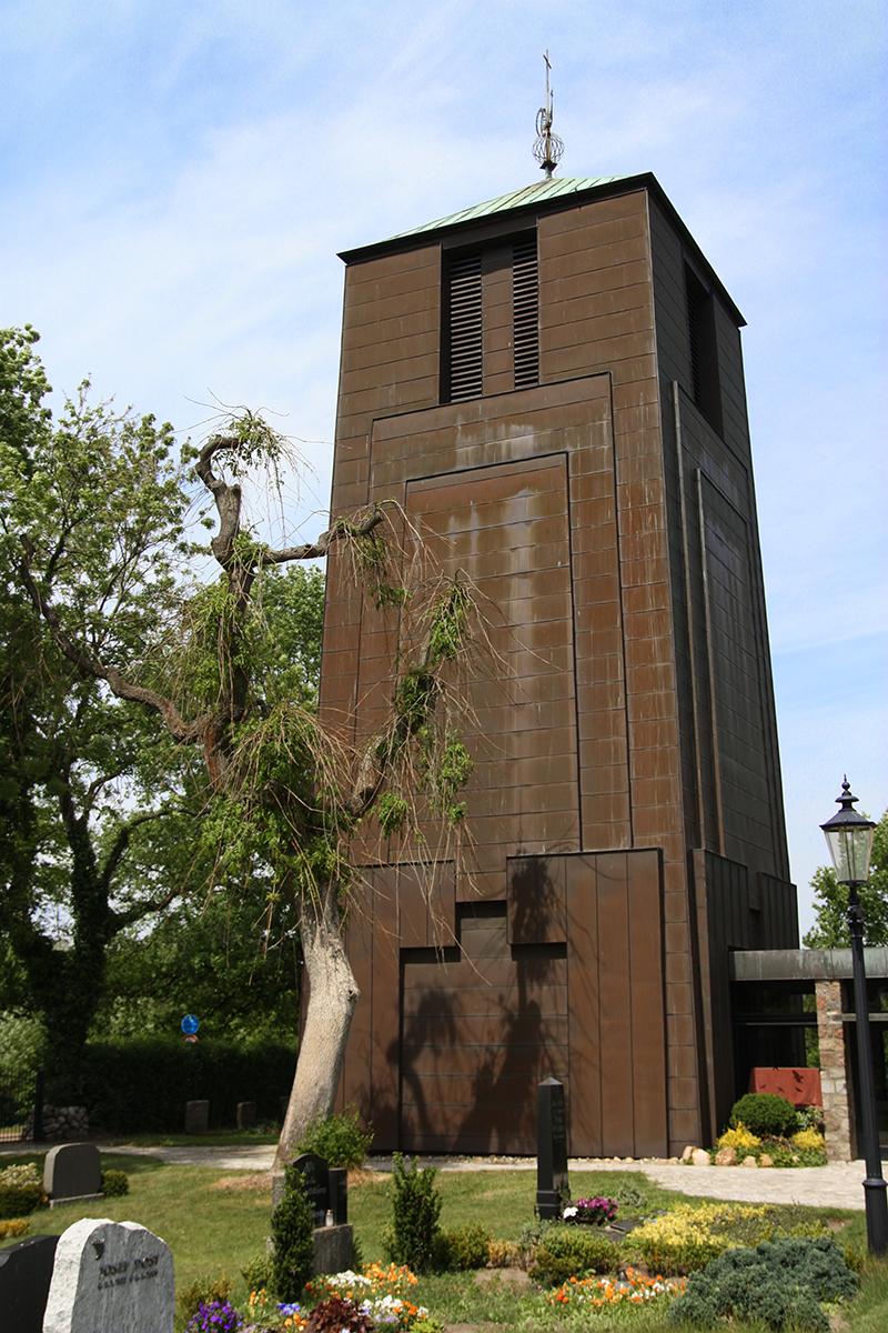 Die Andreaskirche in Kuddewörde - Copyright: Ev.-Luth. Kirchenkreis Lübeck-Lauenburg